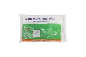 Шприц BD Микро-Файн Плюс Инсулин 1 мл U-100