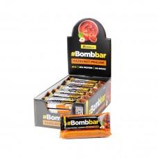 Батончик BOMBBAR глазированный Фундучное пралине 40гр.