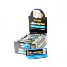 Батончик BOMBBAR глазированный Кокосовый торт 40гр.