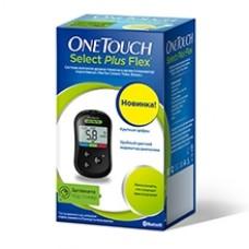 "Глюкометр ""One Touch Select Plus FLEX"" + 25 тест-полосок"