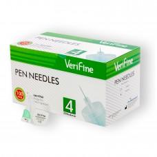 Иглы Verifine для инсулиновых шприц-ручек 0,23 (32G) x 4 мм