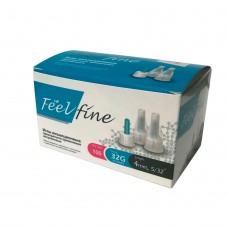 Иглы ФилФайн 32G (FeelFine) 4мм, 100 шт.