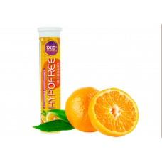 Конфеты таблетированные HYPOFREE 18 шт по 4 гр. Апельсин
