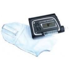 Чехол белый для ношения инсулиновой помпы на бюстгалтере