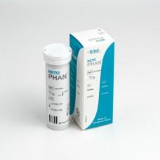 Визуальные тест-полоски на кетоны КетоФан № 50