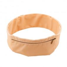 INSULA Lock- пояс для ношении помпы с молнией - Бежевый