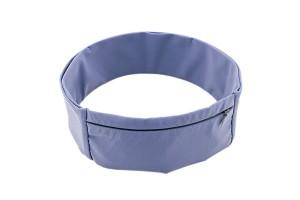 INSULA Lock- пояс для ношении помпы с молнией - Серо-голубой
