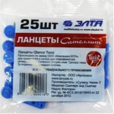 Ланцеты Qlance Twist 28G (Кланс Твист) № 25